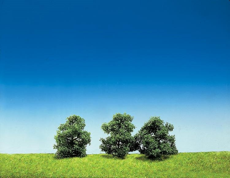 Faller Modélisme : végétation : 3 buissons série super