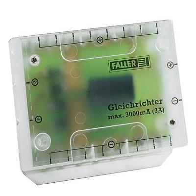 Faller Modélisme : eclairage : redresseur électrique