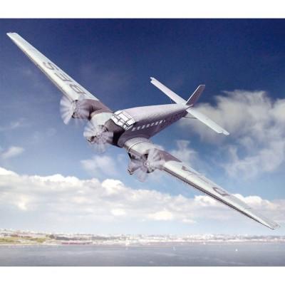 Schreiber-Bogen Maquette en carton : avion : junkers ju 52/3 m