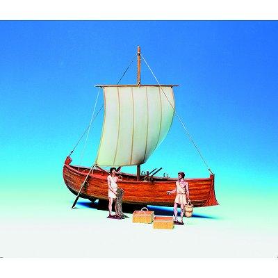 Schreiber-Bogen Maquette en carton : bateau de galilée
