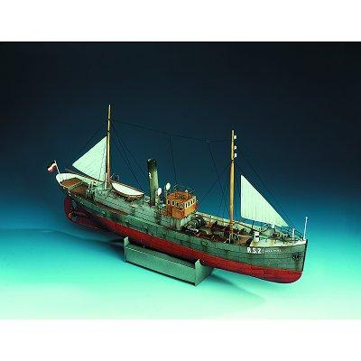Schreiber-Bogen Maquette en carton : bateau de pêche consul pust