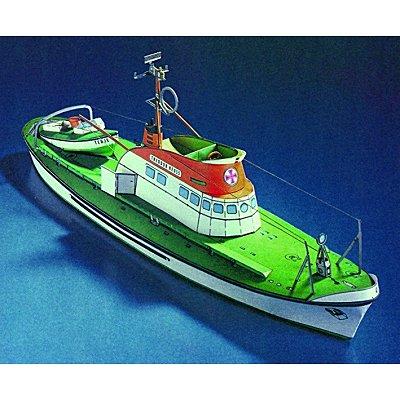 Schreiber-Bogen Maquette en carton : bateau theodor heuss