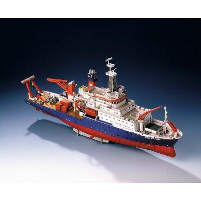 Schreiber-Bogen Maquette en carton : bateau météo