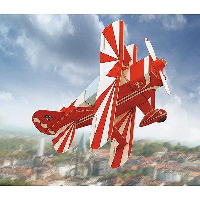 Schreiber-Bogen Maquette en carton : aéroplane double-decker
