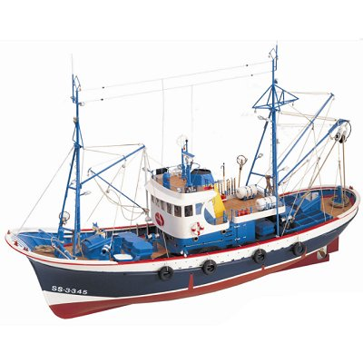 Artesania Maquette bateau en bois : marina ii