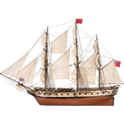 Artesania Maquette bateau en bois : h.M.s surprise