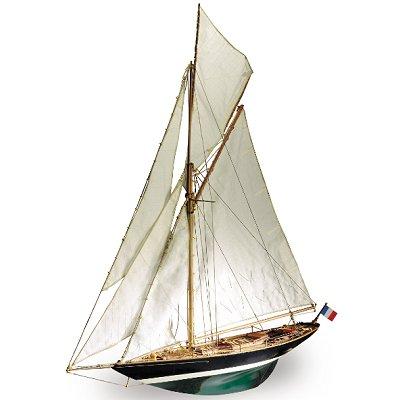 Artesania Maquette bateau en bois : pen duick