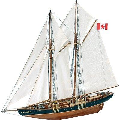 Artesania Maquette bateau en bois : bluenose ii