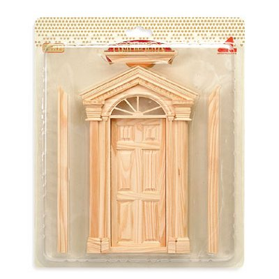 Artesania accessoires pour maison de poup es portes et for Accessoires decoratifs maison