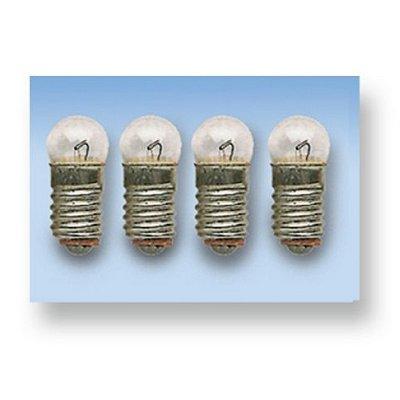 Artesania Accessoires pour maison de poupées : eclairage : 4 mini ampoules