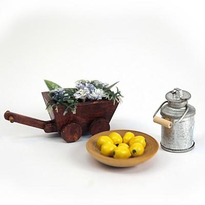 Artesania Accessoires pour maison de poupées : mobilier et accessoires : décorations de jardin
