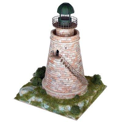 Aedes Maquette en céramique : phare de la herradura, almuñecar, espagne