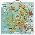 Vilac Carte d'Europe magnétique