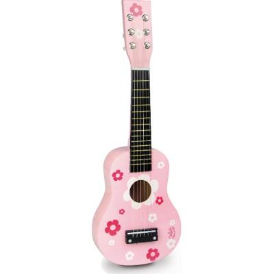 guitare fleurs vilac avenue des jeux. Black Bedroom Furniture Sets. Home Design Ideas