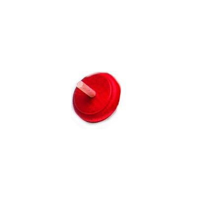 Vilac Toupie : Petit modèle : Rouge