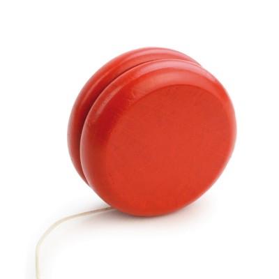 Vilac Yoyo Petit modèle : Rouge/Orange