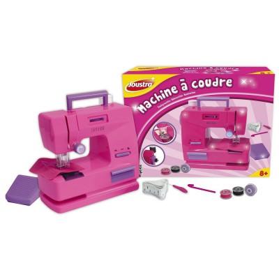 Machine coudre joustra magasin de jouets pour enfants for Machine a coudre king jouet