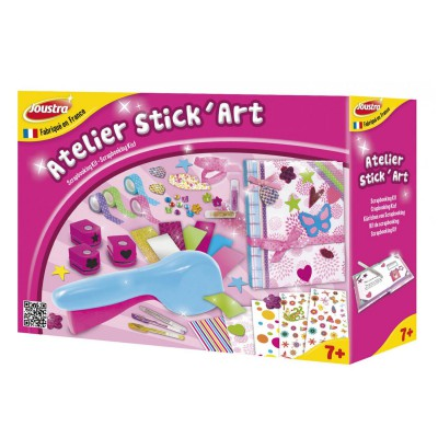 Joustra Atelier de scrapbooking : stick'art
