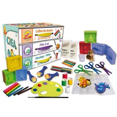 Joustra Atelier créatif : créa'box