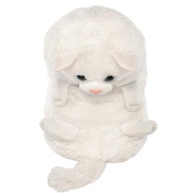 Dujardin Peluche cali pets : chat persan neige