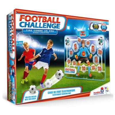 Dujardin Football challenge : tire comme un pro !