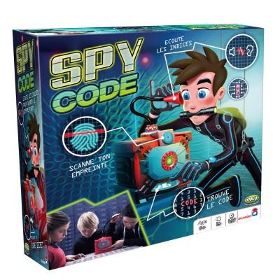 Dujardin Jeu d'espion : spy code