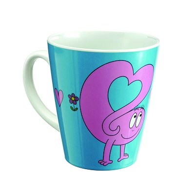 barbapapa grand mug barbapapa petit jour paris magasin de jouets pour enfants. Black Bedroom Furniture Sets. Home Design Ideas