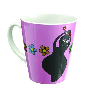 barbapapa grand mug barbamama petit jour paris magasin de jouets pour enfants. Black Bedroom Furniture Sets. Home Design Ideas