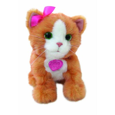 Peluche interactive furreal mon chat joueur hasbro for Chambre poussin toys r us