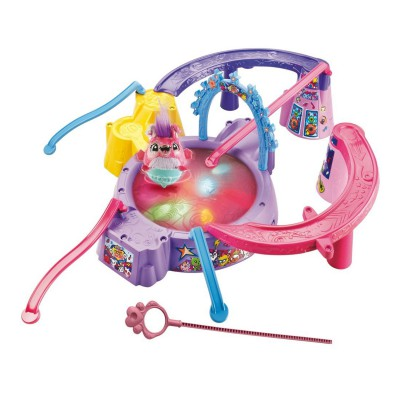 Hasbro FurReal Friends : Toupies Dizzy Dancers : Piste disco lumineuse
