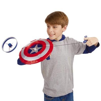 Hasbro Bouclier lance-disque Captain America