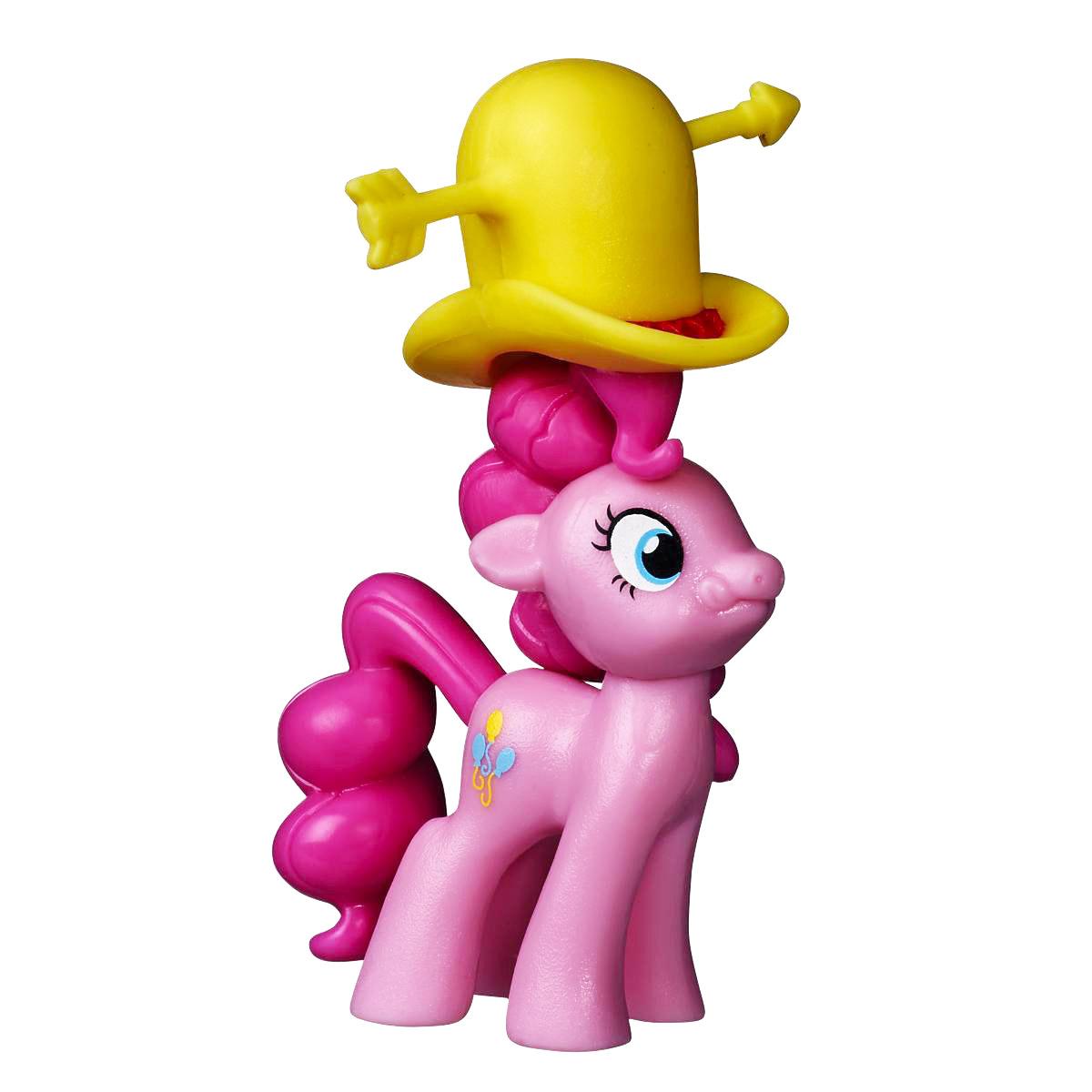 Figurine Mon Petit Poney Les Amies Cest Magique Pinkie Pie