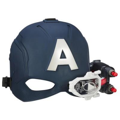 Hasbro Casque à vision longue portée Captain America