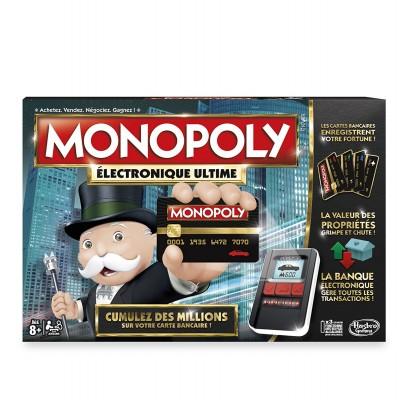 Hasbro Monopoly Electronique ultime