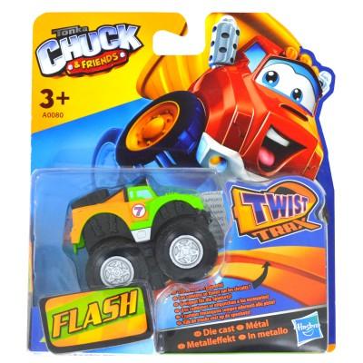 Hasbro Camion en métal chuck and friends : flash