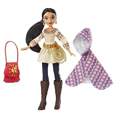 Hasbro Poupée elena d'avalor : princesse aventurière