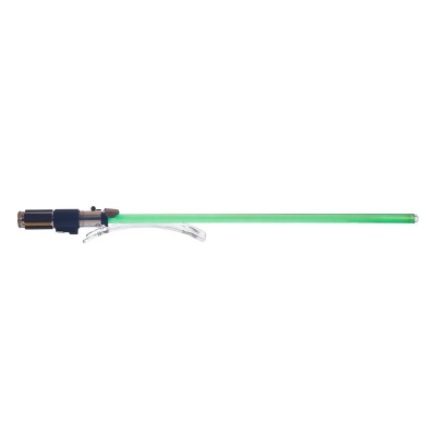 Hasbro Sabre laser électronique star wars : deluxe force fx : yoda