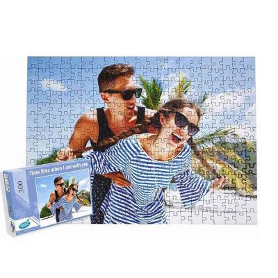 Puzzle Photo puzzle personnalisé 300 pièces