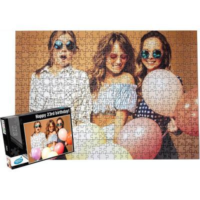 Puzzle Photo puzzle personnalisé 500 pièces