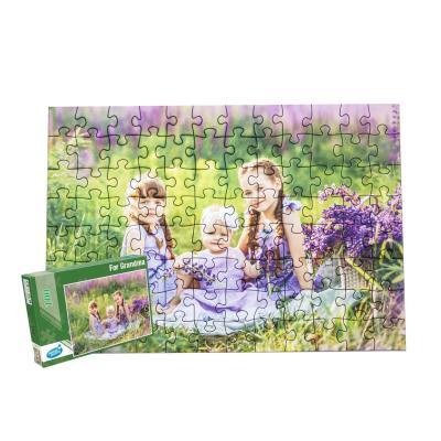 Puzzle Photo puzzle personnalisé 100 pièces