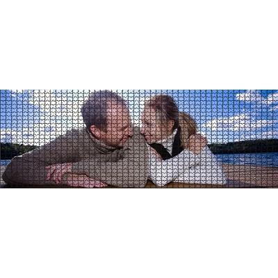 Puzzle Photo puzzle personnalisé 1300 pièces - panoramique