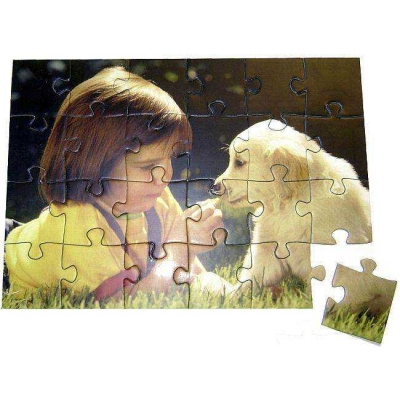 Puzzle Photo puzzle personnalisé 24 pièces