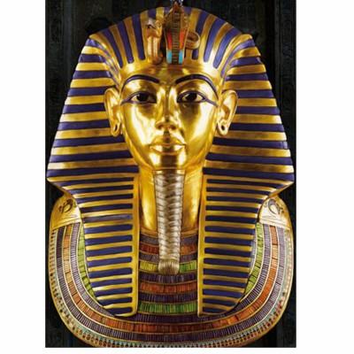Dtoys Puzzle 1000 pièces - ancienne egypte : masque de toutankhamon