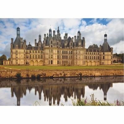 Dtoys Puzzle 1000 pièces - châteaux de france : château de chambord