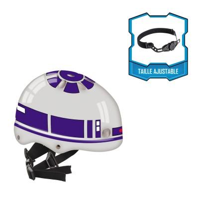 Mondo Casque de Vélo : Star Wars R2-D2 (52/56 cm)