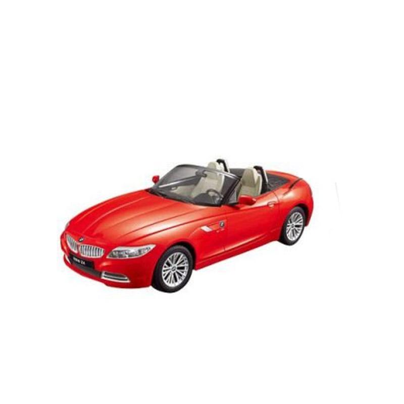mod le r duit voiture citadine 1 24 bmw z4 2010 rouge ebay. Black Bedroom Furniture Sets. Home Design Ideas