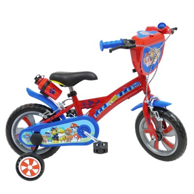 Mondo Vélo 12 pouces : Pat' Patrouille (Paw Patrol)