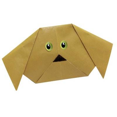 Avenue Mandarine origami color orange