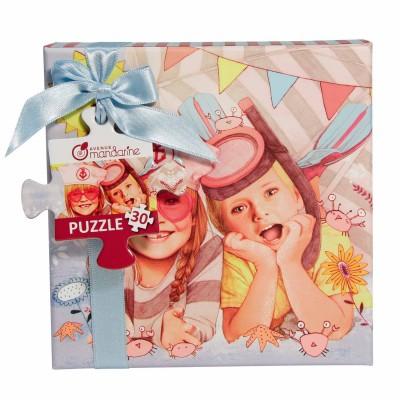 Avenue Mandarine puzzle 30 pièces : coffret collection saisons : eté