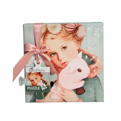 Avenue Mandarine puzzle 30 pièces : coffret collection saisons : hiver